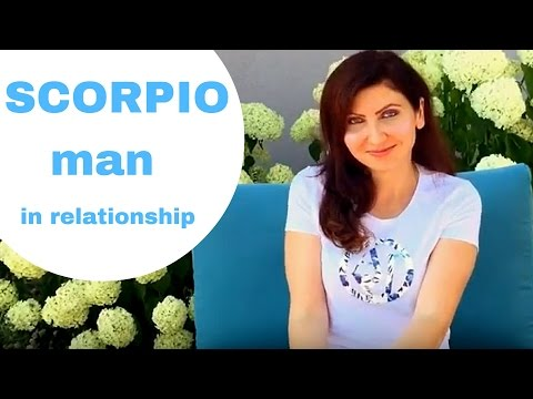 Scorpio man in relationship
