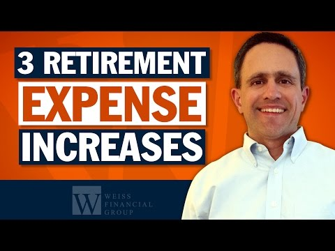Retirement Expenses - How Travel, Healthcare & Hobbies May Increase in Retirement