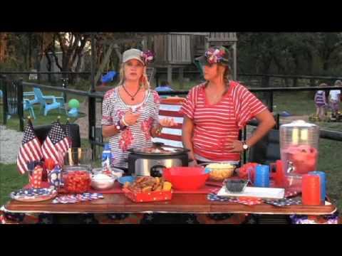 Crockin' Girls: Crockin' 4th of July!