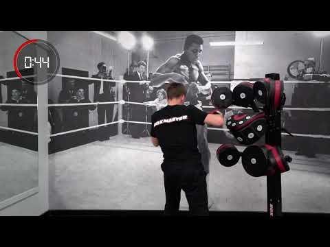 BoxMaster Workout - Round 5