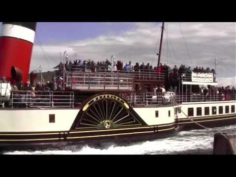 Paddle Steamer Waverley Islay Cruise