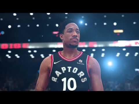 NBA 2K18: NBA Playoffs 2018