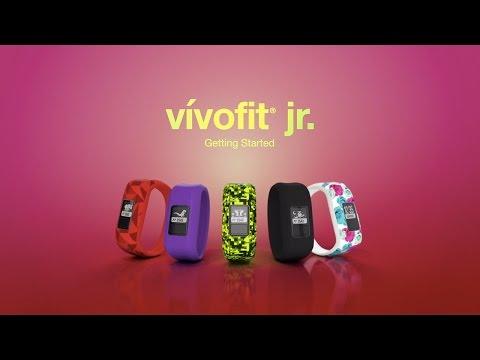 vívofit jr.: Getting Started
