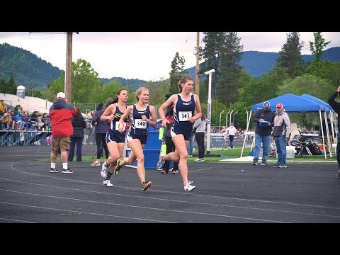 1500 meters at Districts 2017