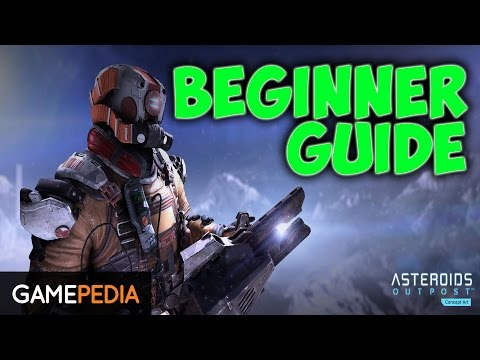 Asteroids Outpost: Early Access - Essential Beginner's Guide to Mining Asteroids