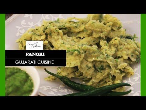 Panori | How To Make Kadhi Dal Dhokla | Gujarati Cuisine | Simply Jain