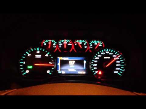 2014 Silverado Top Speed Run (STOCK)