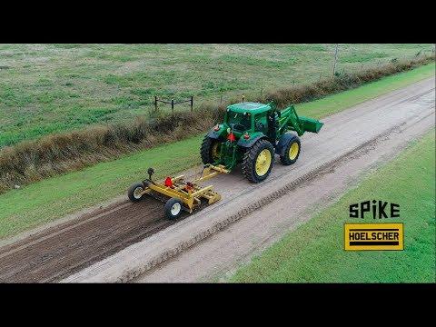 SPIKE ( Road Maintainer )( Grader / Drag )