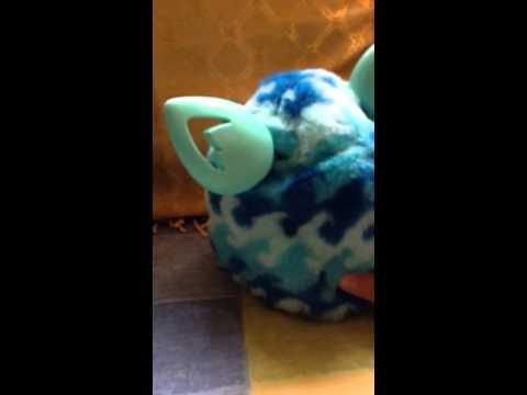 How to put A Furby Boom 2013 to sleep ( 2 Ways )