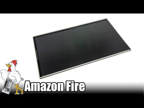 Guía del Amazon Fire: Cambiar pantalla LCD