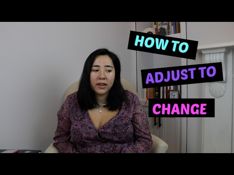 HOW TO ADJUST TO CHANGE | ASK MICHELLE