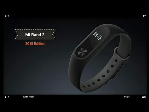 Mi Band 2 2018 (Unboxing and Overview)