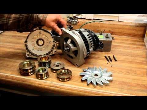 Super Heavy Duty Alternator for on Vehicle  welders and more