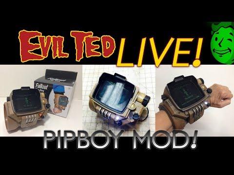 Evil Ted Live: Pip Boy Mod