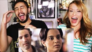 QUEEN trailer reaction review by Jaby & Ginger!