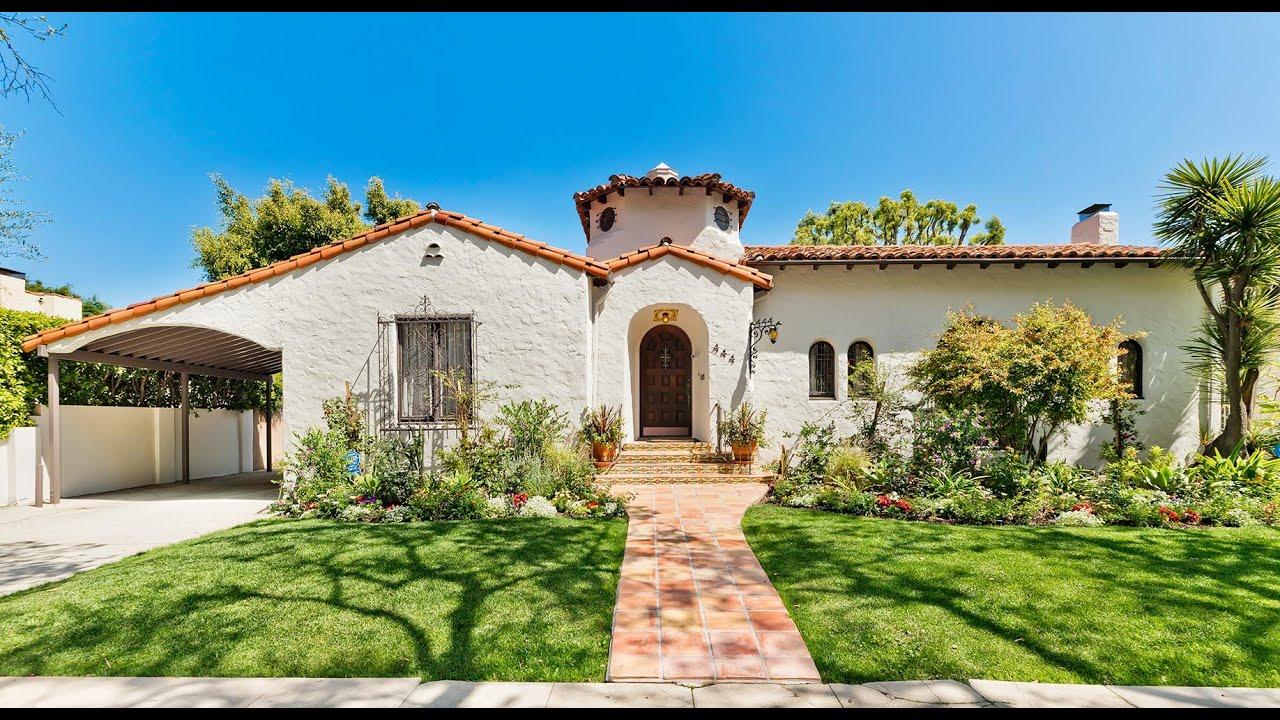 444 S Sycamore Avenue, Los Angeles CA 90036