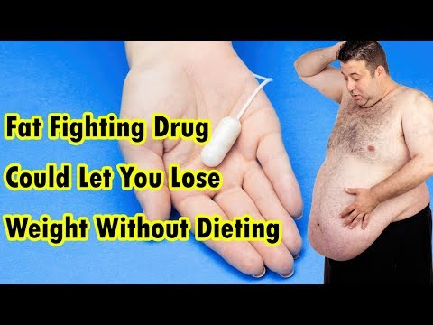 Fat Fighting Drug Could Let You Lose Weight Without Dieting