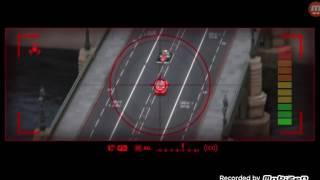 Cars 2 london race #2