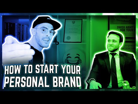 HOW TO START A PERSONAL BRAND | FACEBOOK MARKETING VLOG