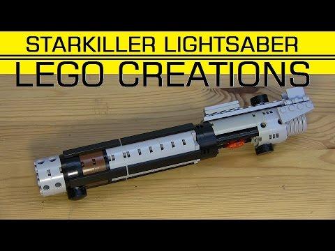 LEGO LIGHTSABER - Starkiller ver.