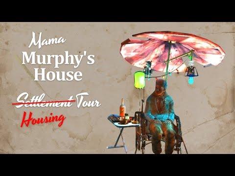 Fallout Housing Tour - Mama Murphy's House