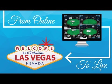 Going From Online To Live Poker   Poker Quick Plays