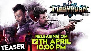 MAAYAVAN Full Movie In Hindi | Releasing On 12th April 2019 - 10 PM | South Movie 2019