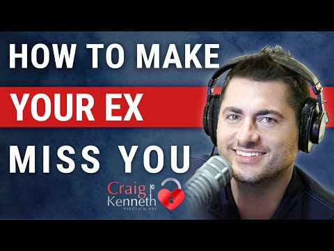 How To Make Your Ex Miss You (From A Psychotherapist)