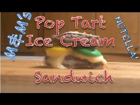 Pop Tart Ice Cream Sandwich Recipe (Stupid Simple)