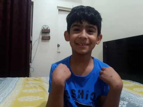 Chicken Pox Information by a Child in Urdu || Chicken Pox Disease