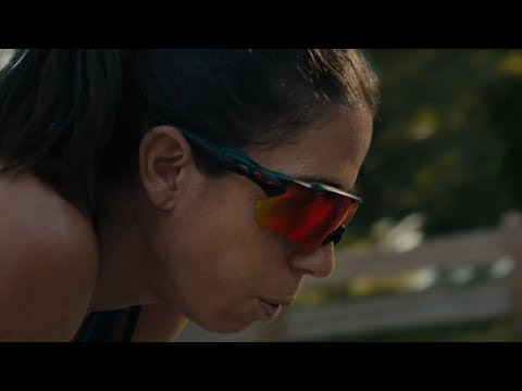 Michele Gonzalez #CantStop Running Toward The Finish Line | One Obsession | Oakley - Selectspecs.com