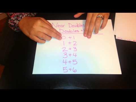 First Grade Math Fluency Techniques