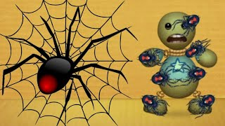 Download Black Widow SPIDER vs The Buddy | Kick The Buddy Video