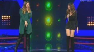 The Voice | Μαρία Δημότση vs Ελένη Αρτενιάν | 1o Battle