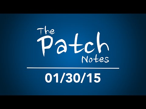 Nintendo's YouTube Policy, Codename: S.T.E.A.M., And Evolve Beta - The Patch Notes: 01/30/15