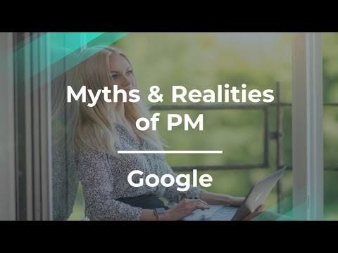 What Are the Myths & Realities of Product Management by Google PM