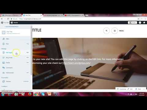 create webpage-Marathi