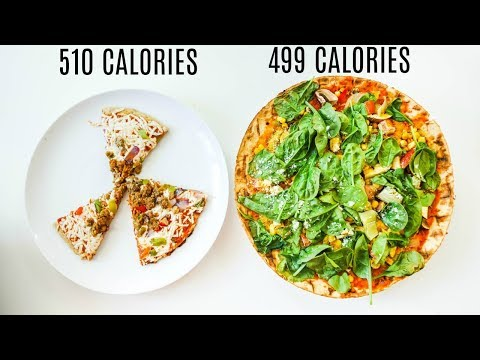 EAT MORE WEIGH LESS // WEIGHT LOSS MEAL SWAPS