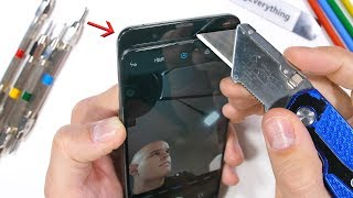 How Durable is a Sliding Phone? - Xiaomi Mi Mix 3