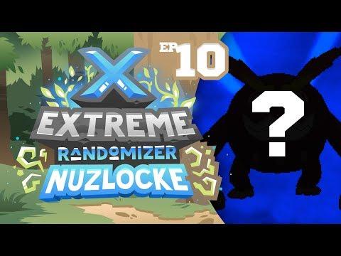 PETILIL EVOLVED INTO WHAT?! - Pokémon X Extreme Randomizer Nuzlocke w/ Supra! Episode #10