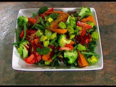 Steamed Vegetable Salad (preview)