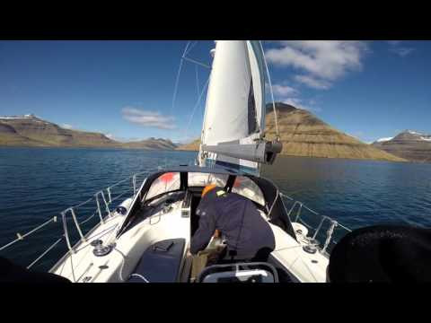 Sailing in the Faroe Islands - Episode 1 From Klaksvík to Leirvík