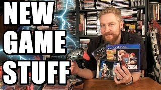 NEW GAME STUFF 30 - Happy Console Gamer