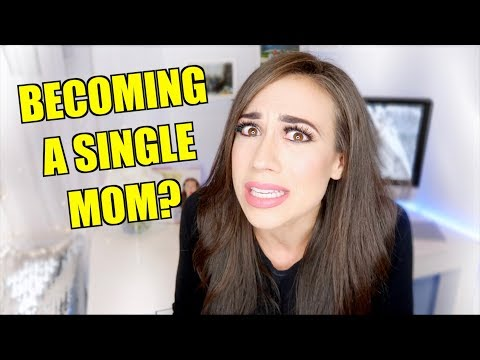 Becoming A Single Mom?