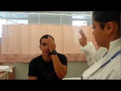 Eyes Assessment - Adult Health Assessment