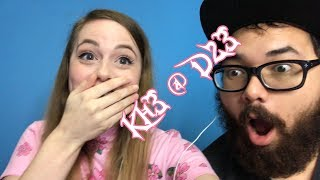 LIVE REACTION - KH3 D23 w/ BOYFRIEND