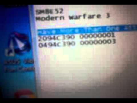 Comment ajouter des codes MW3 Wii avec ocarina manager