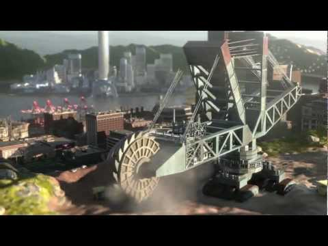 SimCity 2013 - official Game Trailer