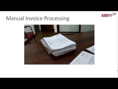 ABBYY FlexiCapture and Accounts Payable