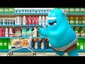 Spookiz | Shopping Spree | 스푸키즈 | Funny Cartoon | Kids Cartoons | Videos for Kids